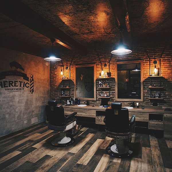 Heretic Barbershop and Salon